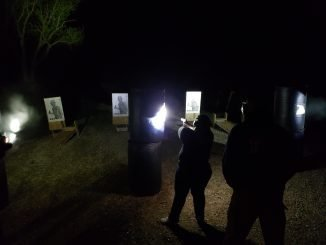 Agile Training & Consulting Low Light Pistol