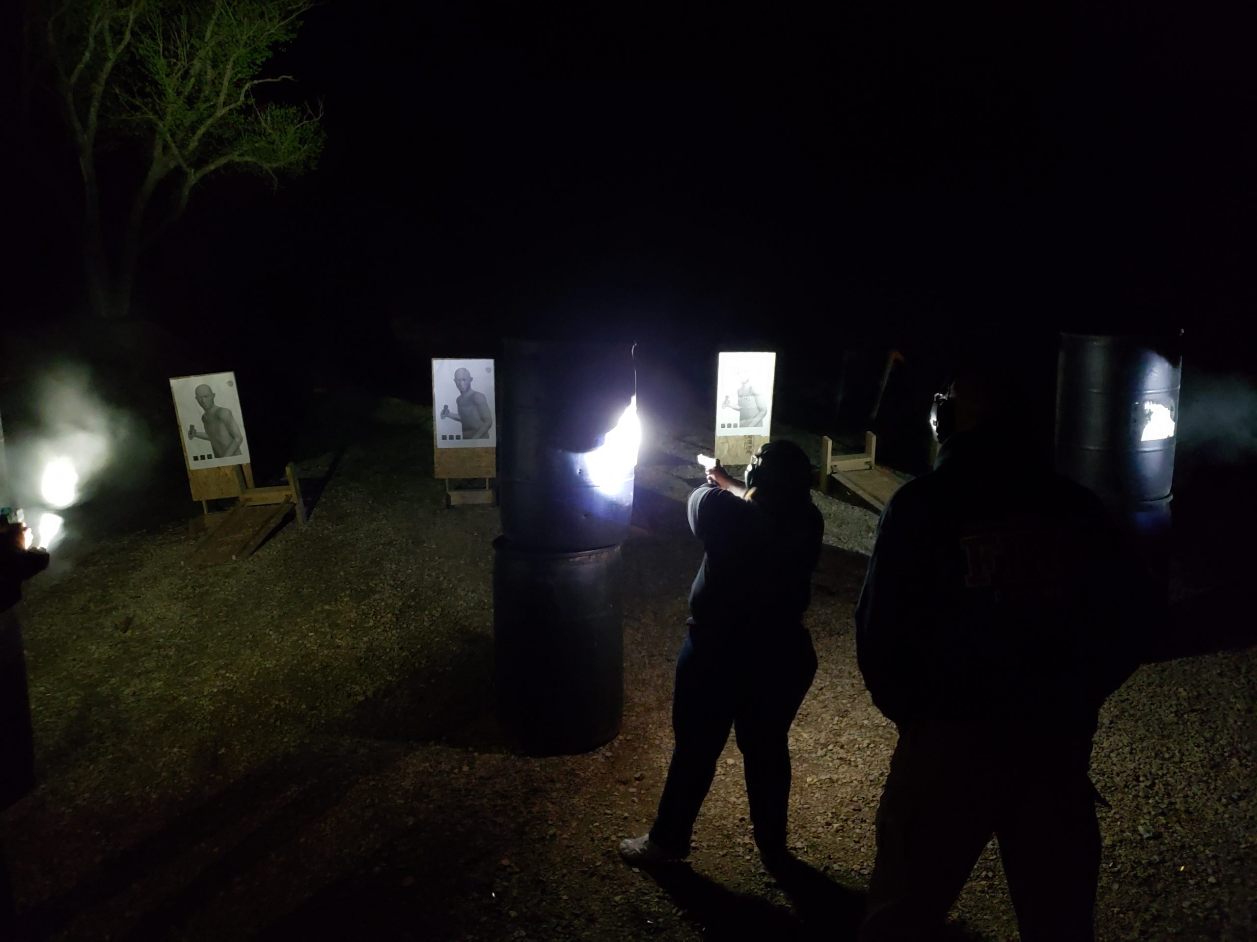 Agile Training & Consulting Low Light Pistol