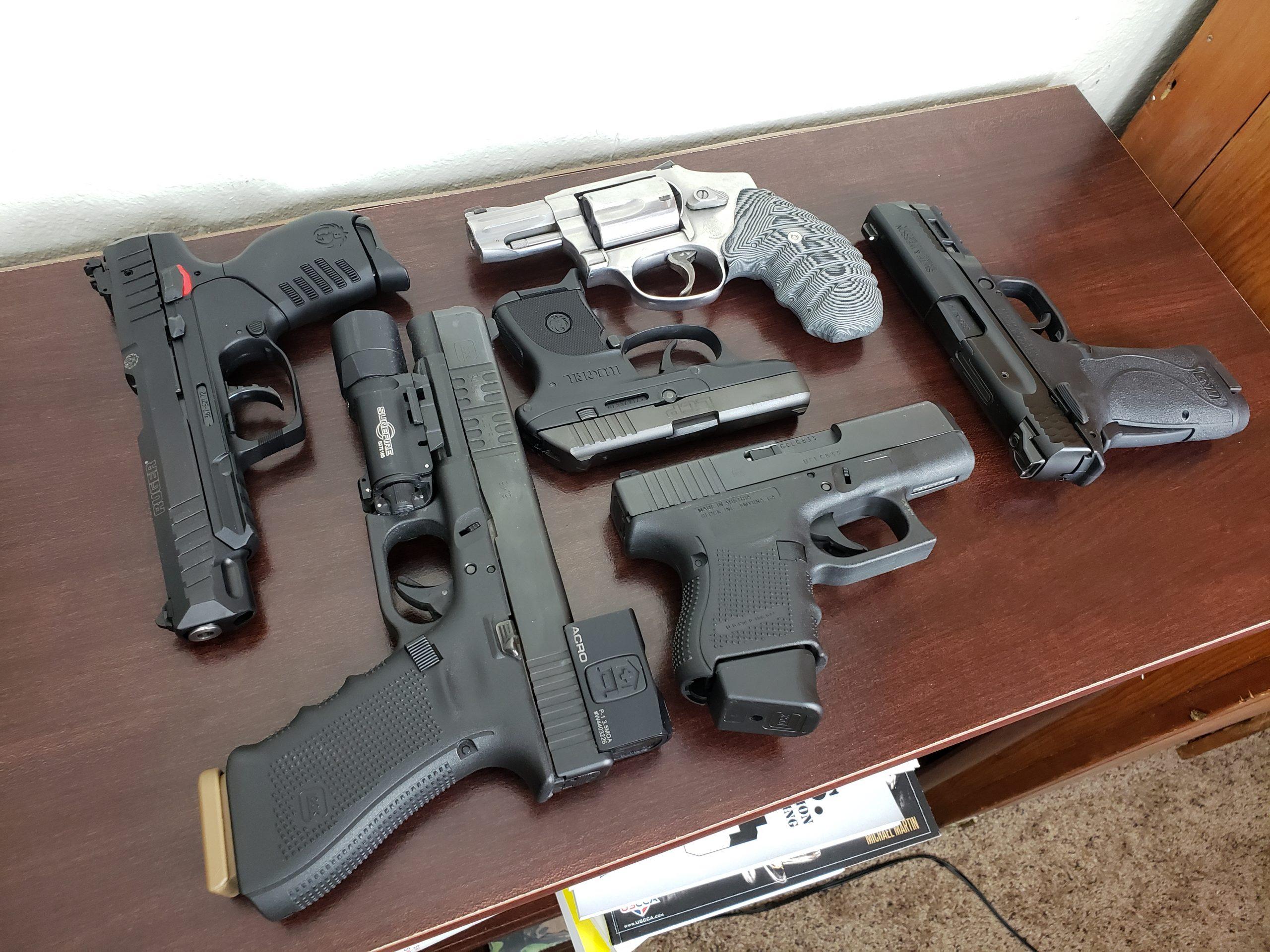 Guns for Women