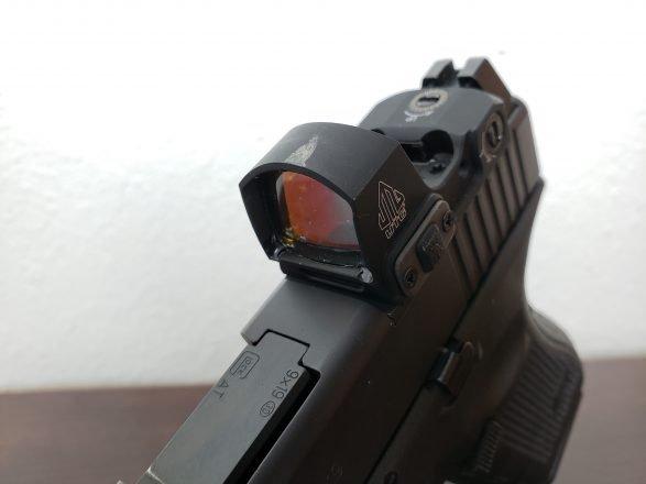 UTG Micro Reflex