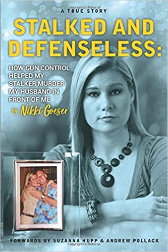 Stalked and Defenseless Cover