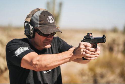 Langdon Tactical Beretta RDO Optic
