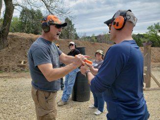 Chuck Haggard Agile Training & Consulting Close Quarter Handgun