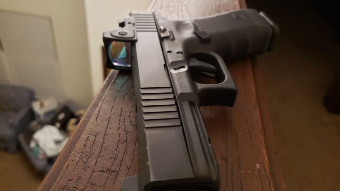 Brownells Glock Slide