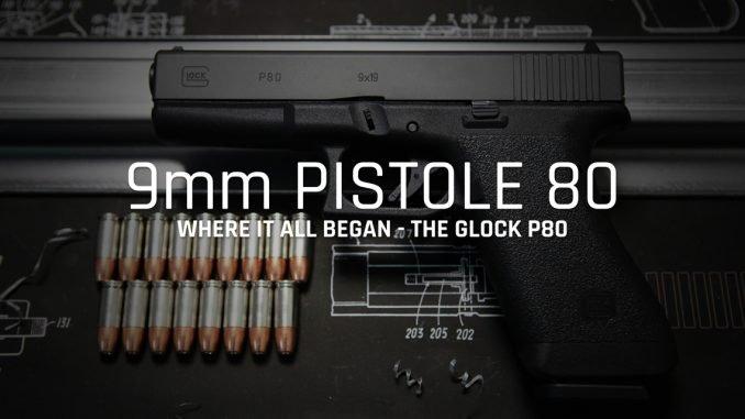 Lipsey's P80 Glock