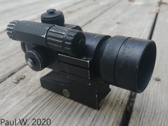 Aimpoint CompM2