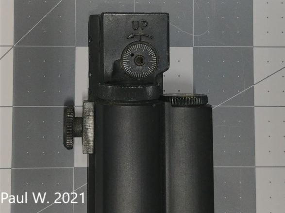Aimpoint Electronic G2 Adjustment