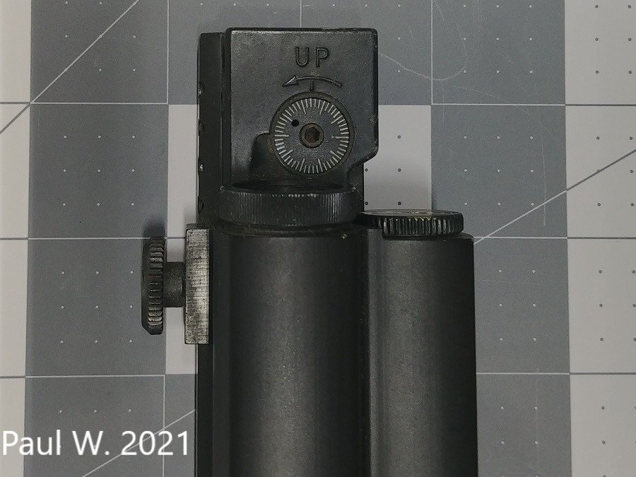 Aimpoint Electronic G2 Adjustments