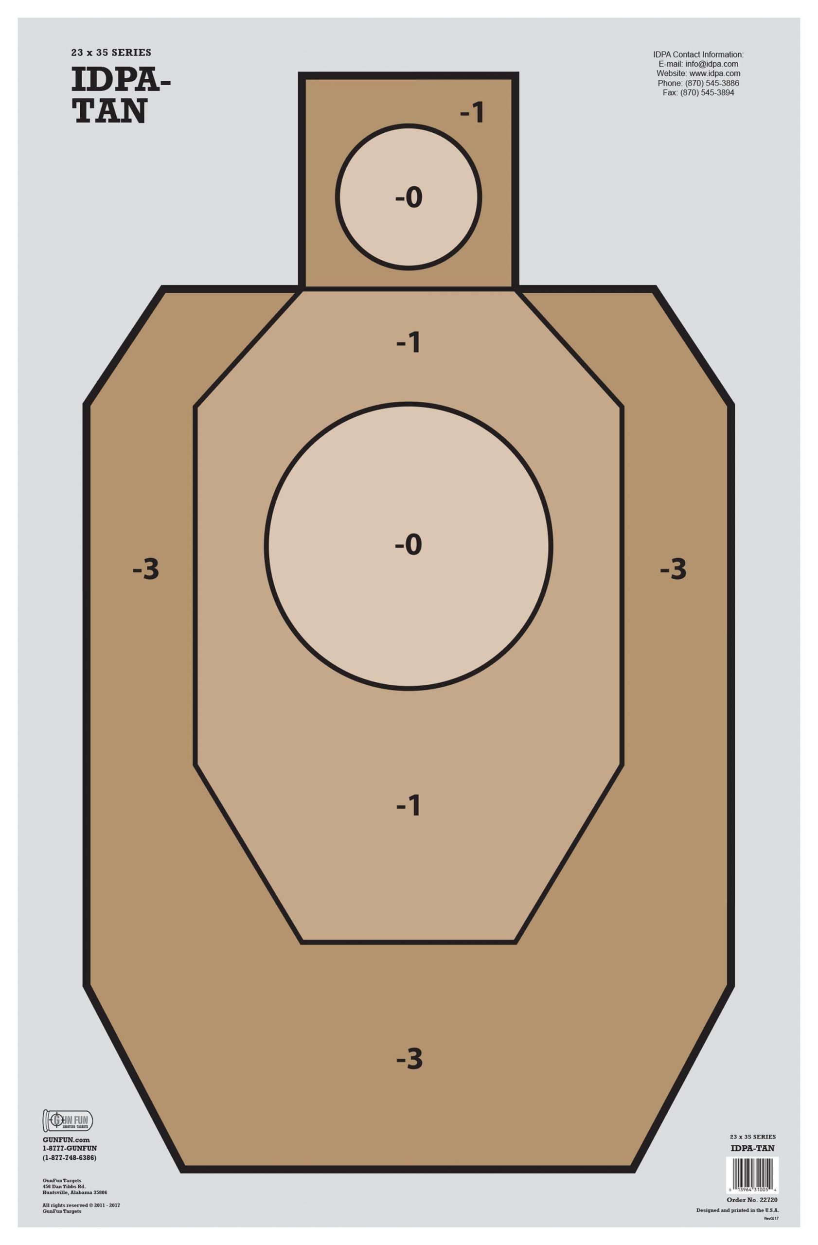 New Shooter Confidence Course