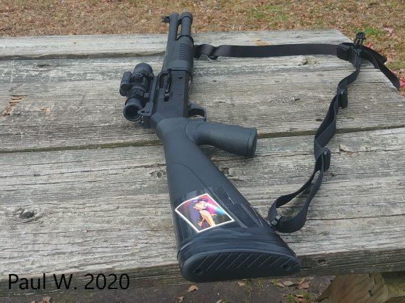 601 DPS Range Day
