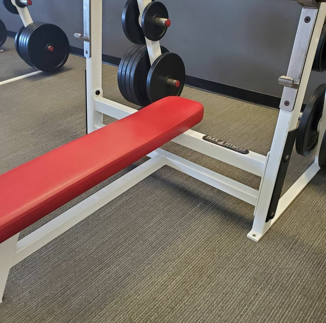 The bench press is your friend