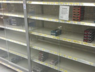 Ammunition Shortage