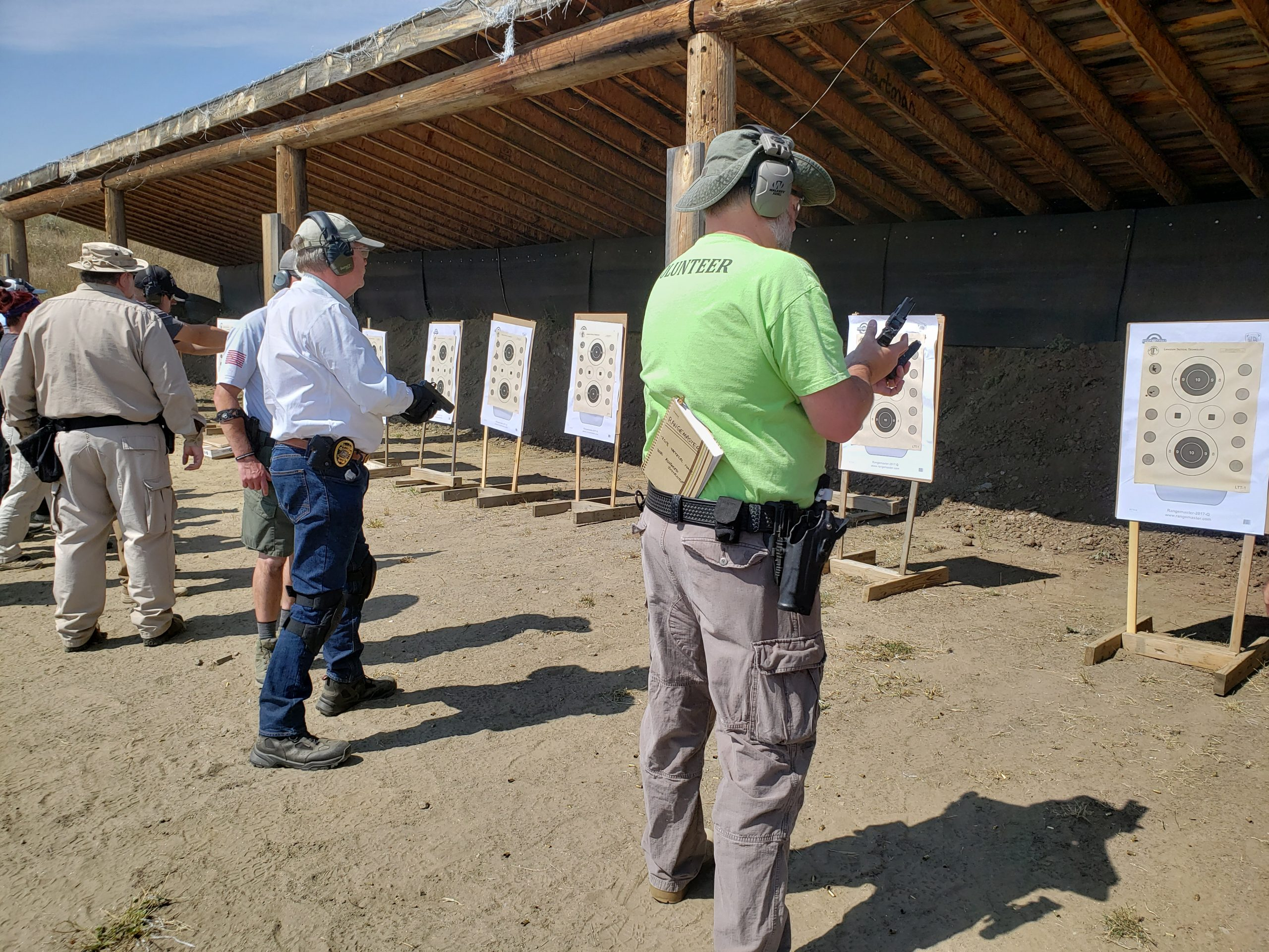 Rangemaster Advanced Instructor Course