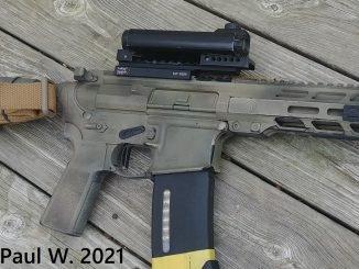 Aimpoint Mark III AR