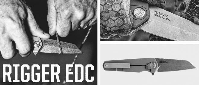 magpul edc rigger knife