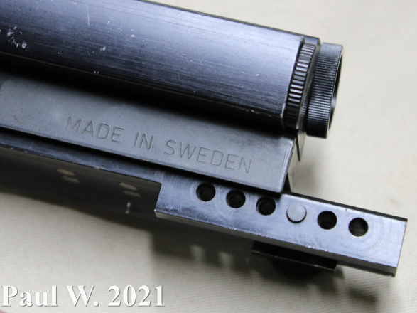 Aimpoint Electronic G1 MADE IN SWEDEN