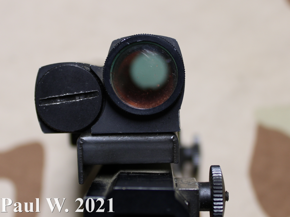 Aimpoint Electronic G1 Shootee's View