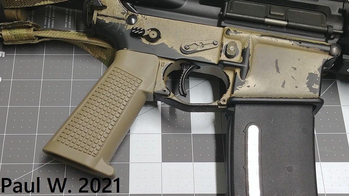 Griffin Armament A3 Cover