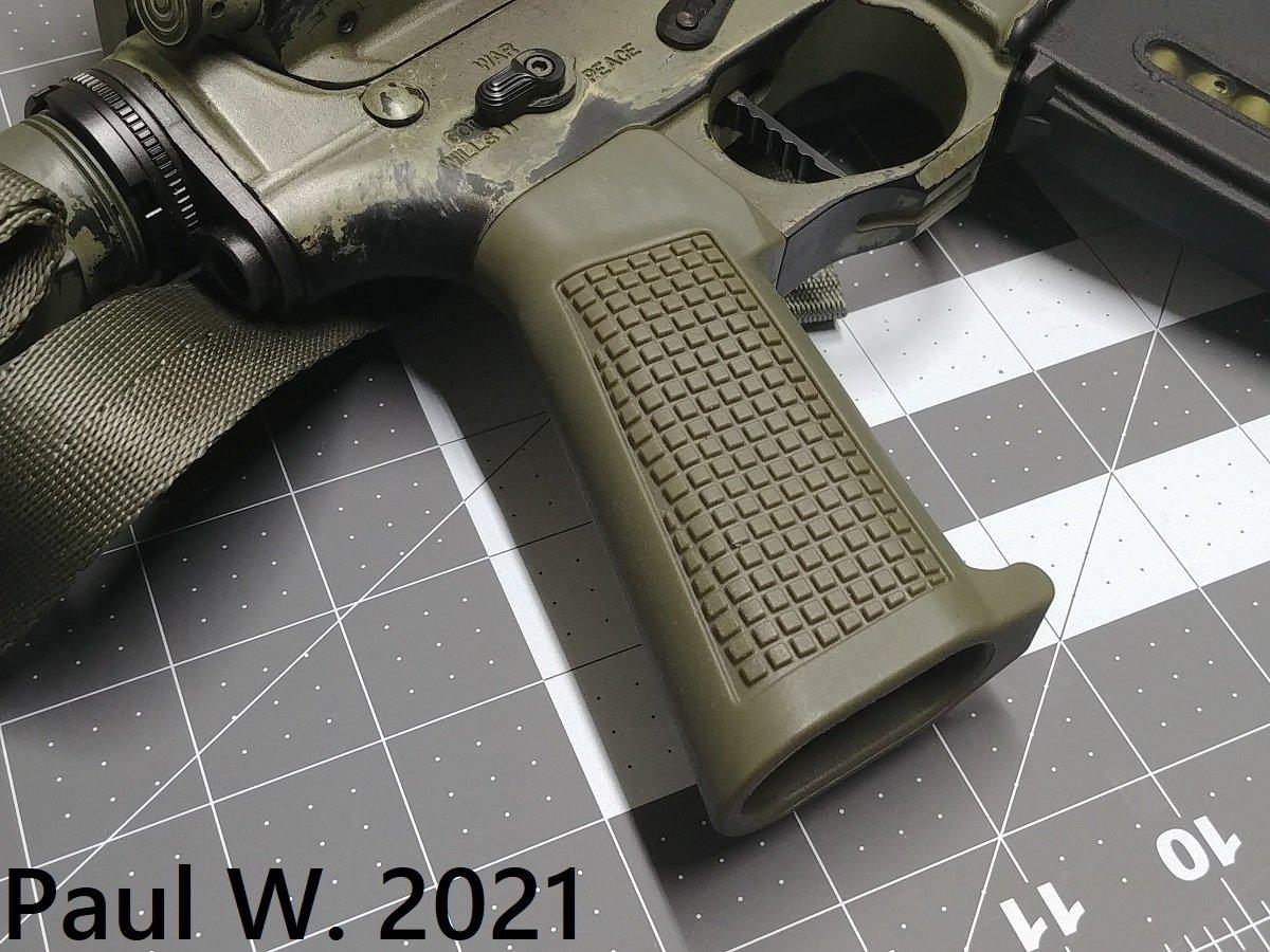 Griffin Armament A3 Rear