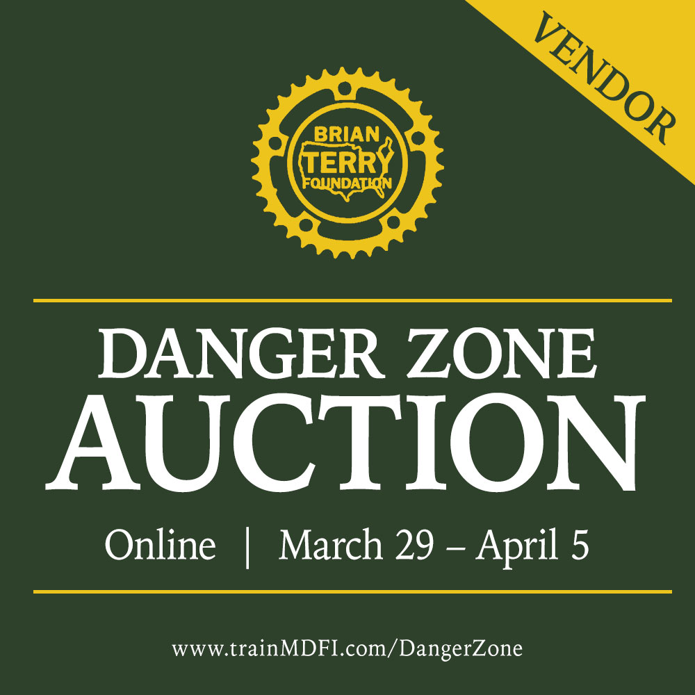 Brian Terry Foundation Auction