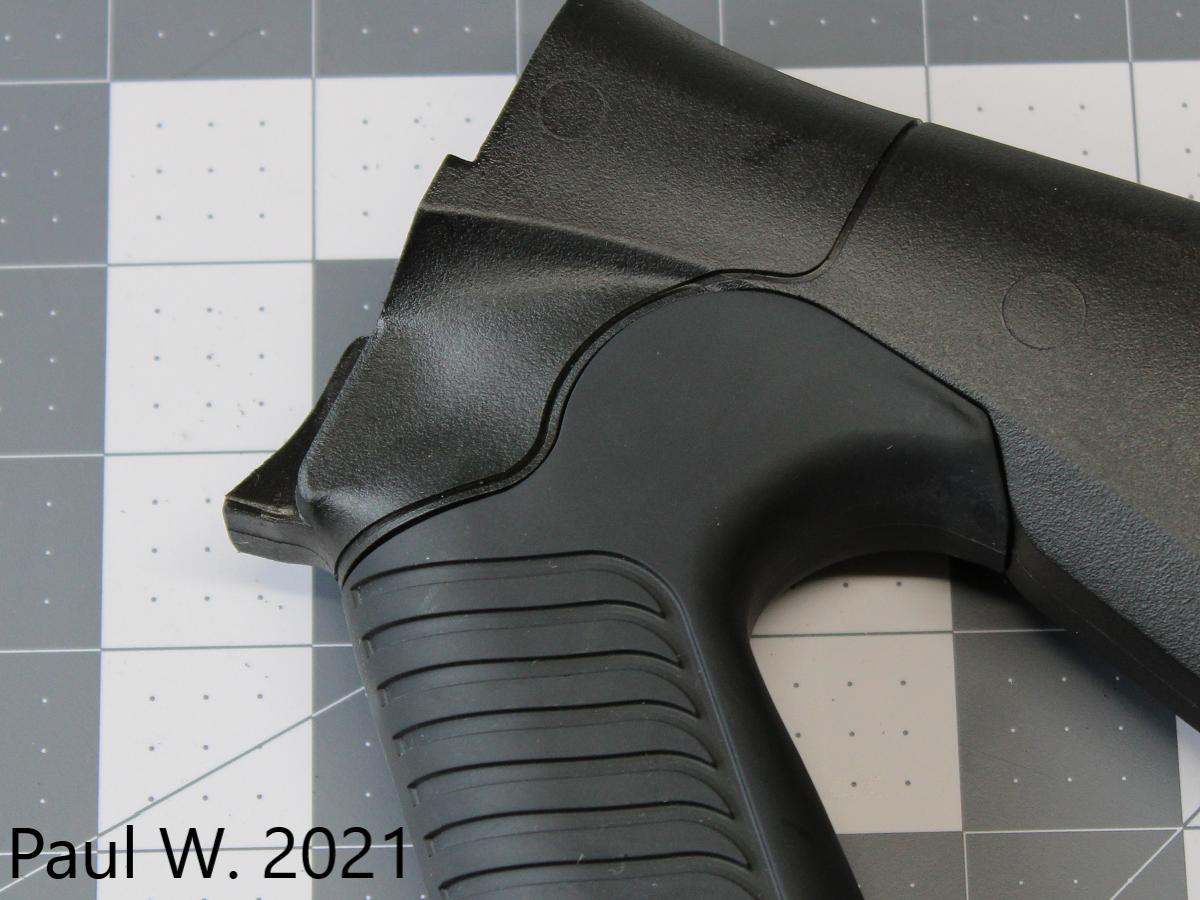Charles Daly 601 DPS Mesa UrbinoPistol Grip Trigger Guard Sanding