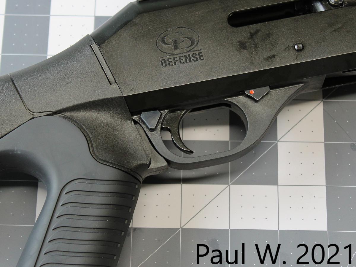 Charles Daly 601 DPS Mesa Urbino Stock & Trigger Guard Fit