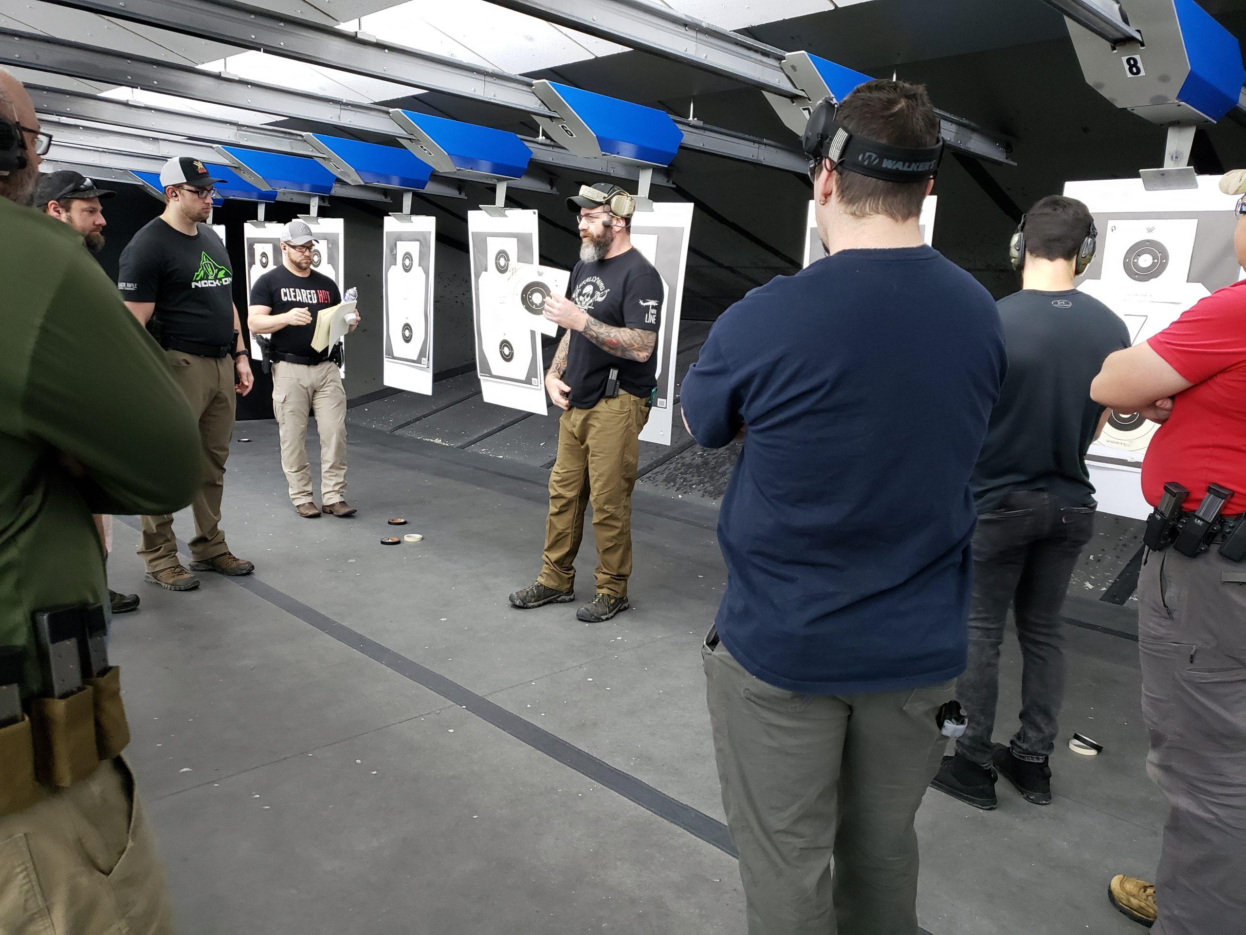 Steve Fisher Sentinel Concepts Handgun Employment