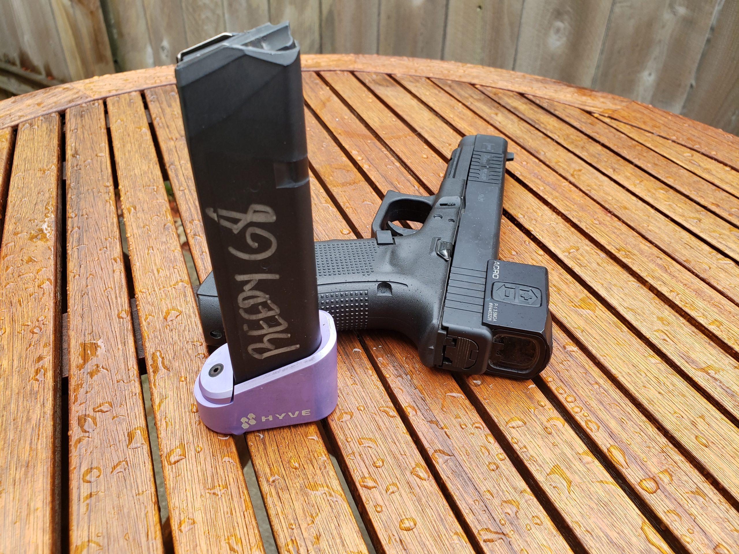 Hyve Technologies Glock Magazine Extension