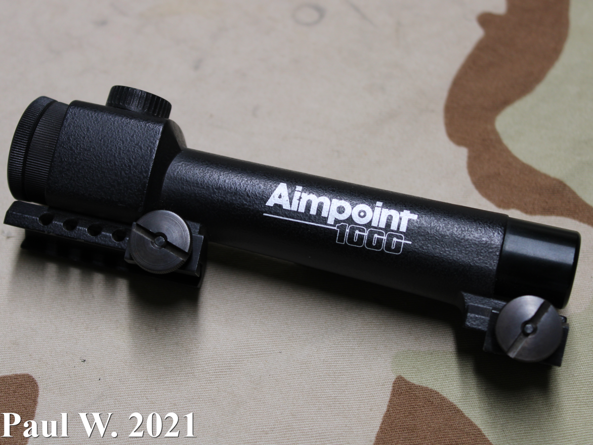 Aimpoint 1000 Left Side Profile