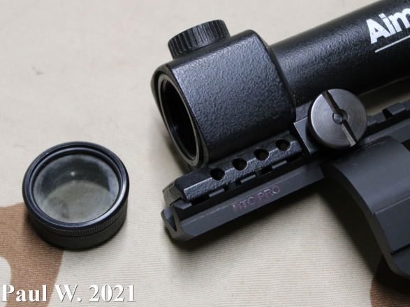 Aimpoint 1000 Notch Filter