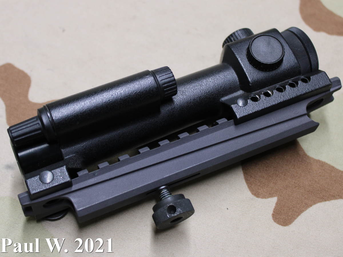 Aimpoint 1000 Right Side Profile
