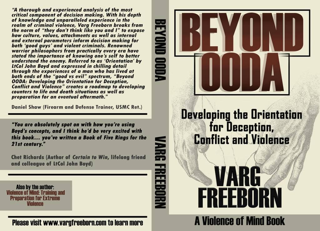 Beyond OODA Varg Freeborn