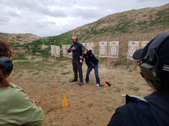 Citizens Defense Research Armed Parent Guardian