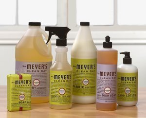 Mrs. Meyers Cleaning Products