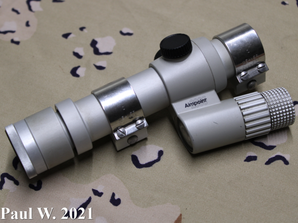 Aimpoint 2000 Left Side Profile