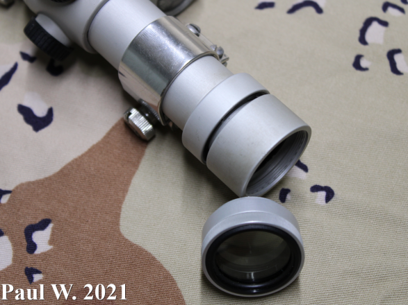 Aimpoint 2000 Notch Filter