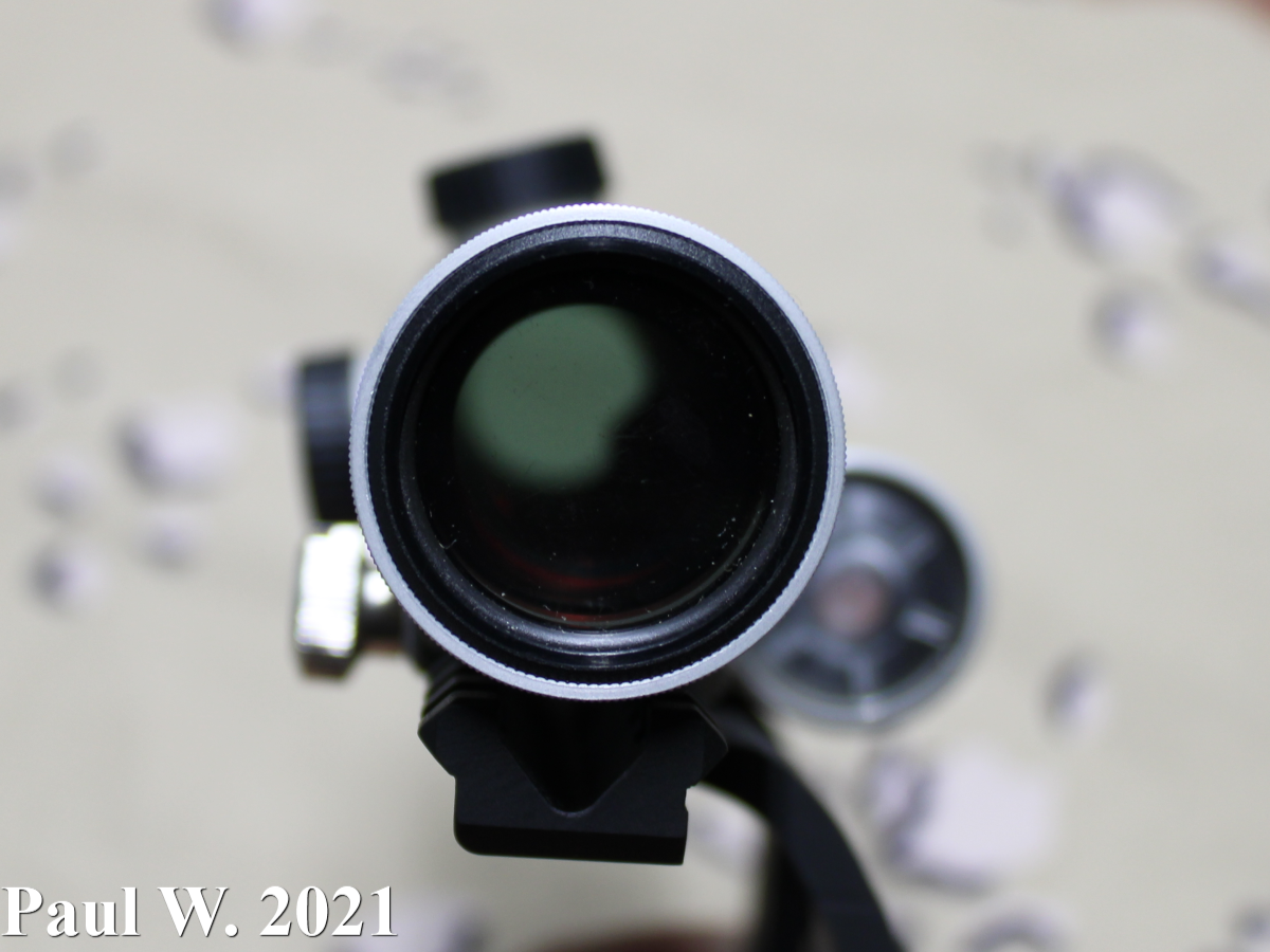 Aimpoint 2000 Shootee's View