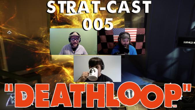 Strat-Cast 005