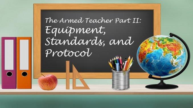 Armed Teacher Part 2