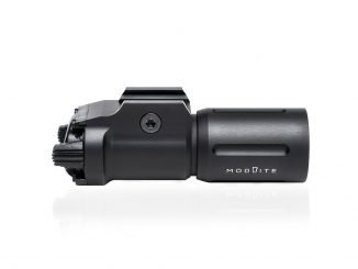 New Modlite PL350 weapon mounted light