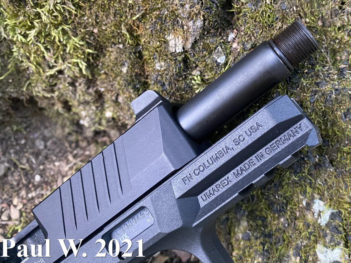 FN 502 Barrel Image