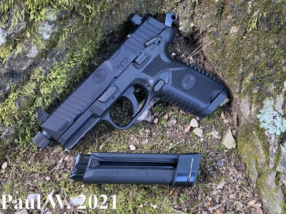 FN 502 Magazines