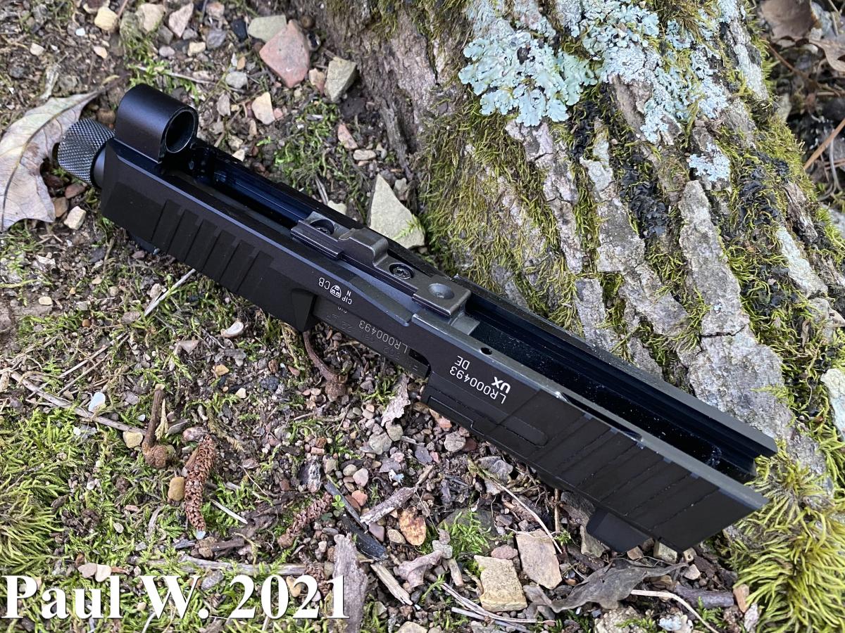 FN 502 Slide Assembly